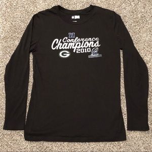 2010 Green Bay Packers NFC Champs Longsleeve